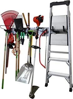 galvanized ladder rack