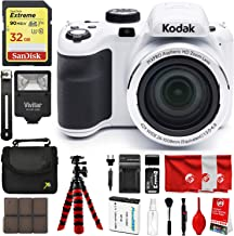 $219 » Kodak PIXPRO AZ421 16MP Point & Shoot Digital Camera w/ 3-Inch LCD, 720p HD Video, 42X Optical Zoom, 24mm Wide Angle Lens ...