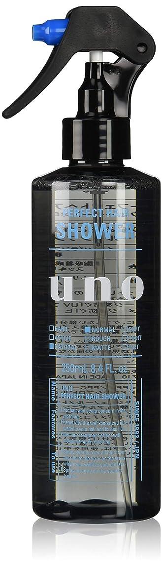インカ帝国答え事実ウーノ (uno) パーフェクトヘアシャワー 寝ぐせ直しウォーター 250mL