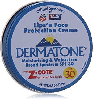 Dermatone Min Tin SPF 30 with Z-Cote Face Protection, 0.5 oz.