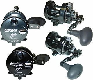 Avet Raptor Dual Drag Reel with Magnetic Cast Control