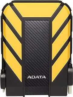 ADATA HD710 Pro 2TB External Hard Drive (Yellow)