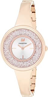 Ladies' Swarovski Crystalline Pure Rose Gold Tone Watch 5269250
