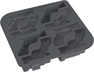 True 3332 License To Chill Silicone Ice Cube Tray By Truezoo, 5.5