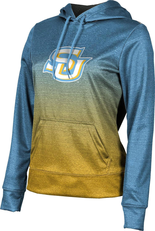 ProSphere Southern University Girls' Pullover Hoodie, School Spirit Sweatshirt (Ombre)