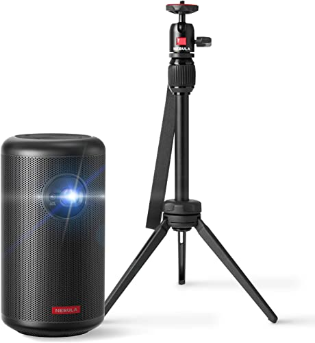 wholesale Anker Nebula Capsule Max with new arrival Anker Nebula Capsule Series Adjustable Tripod Stand, outlet online sale Aluminum Alloy Portable Projector Stand online sale