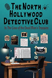 The Case of the Dead Man's Treasure (The North Hollywood Detective Club - Book 2)