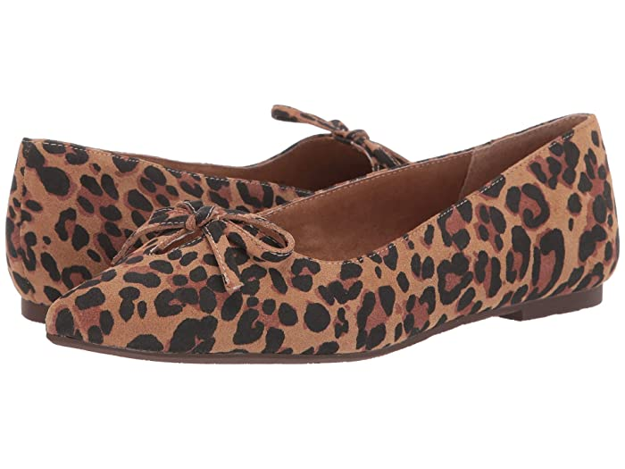 Vintage Style Shoes, Vintage Inspired Shoes Seychelles In Theme Leopard Suede Womens Shoes $98.95 AT vintagedancer.com