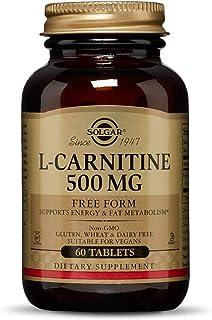 Solgar, L-Carnitine, 500 mg, 60 Tablets