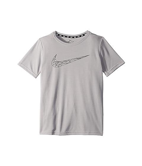 82ac5de06 Nike Kids Hyper Breathe Superset Short Sleeve Top (Little Kids/Big Kids)
