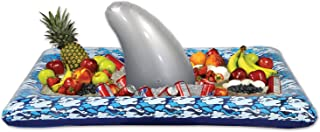 Beistle 52135 Inflatable Shark Buffet Cooler, Multicolored