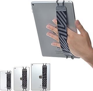 "TFY タブレットPC用安全ハンドストラップ 対応 - Apple iPad, iPad 4 (iPad 2 & 3), iPad Air (iPad Air 2), iPad Mini - iPad Pro 9.7 "" - Samsung G..."