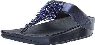 FitFlop Womens Rumba Toe-Thong Sandals