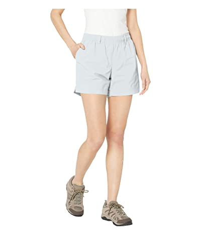 Columbia Plus Size Backcasttm Water Shorts (Cirrus Grey) Women