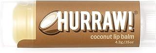 Hurraw Coconut Lip Balm 4.3g, 4.3 g