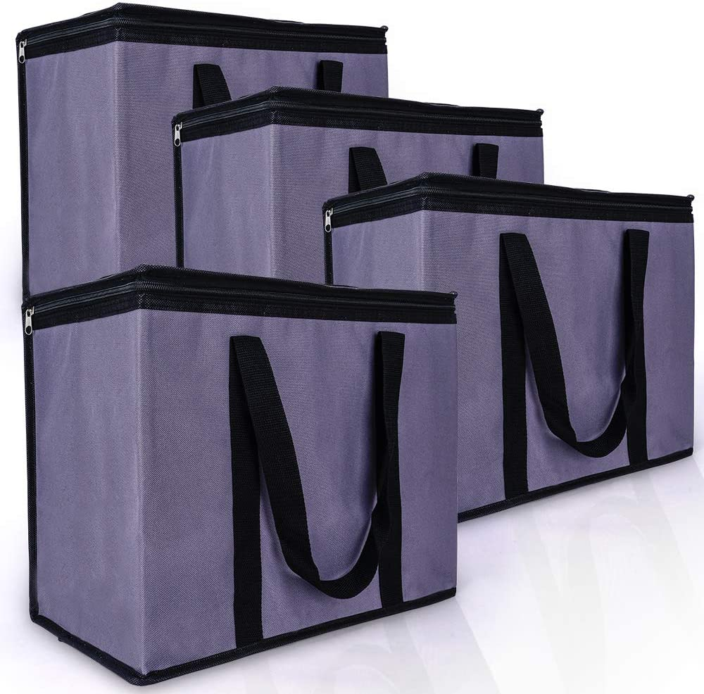 Soft Direct stock discount Cooler Bag Insulated Collapsible Tote bag Grocery shopping Quantity limited