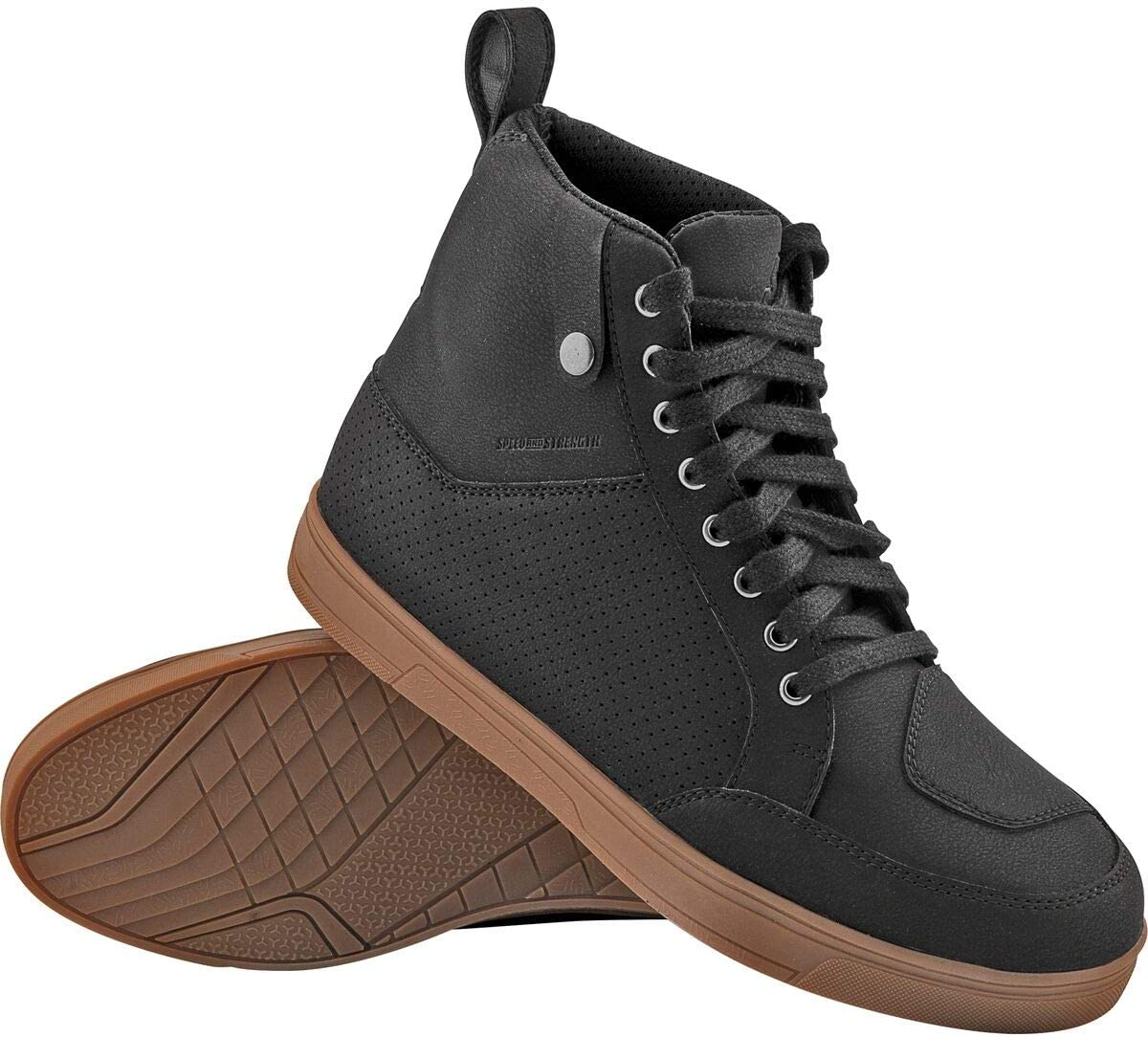 Black Gum Sz 9 Speed New mail order And By Shoes United Riding Albuquerque Mall Strength