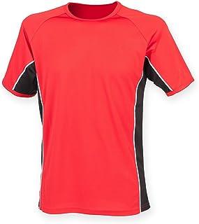 Finden Hales Performance Panel T Shirt - 4 Colours/XS-3XL