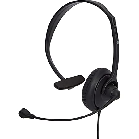 Amazon Basics Usb Headset Mit Mikrofon Und Computer Zubehör