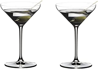 Riedel 4441/17 Extreme Martini Glass, Set of 2, Clear