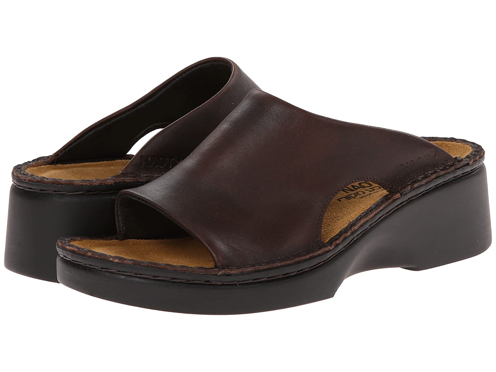 Naot RomeAtmospheric grades have affordable shoes