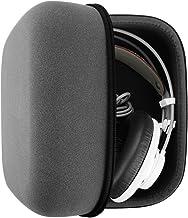 Geekria Funda para Auriculares AKG K240, K242, K550, K601, K701, K702, K240 MKII, K271 MKII, AKG Q701 Headphones, Estuch Rígido de Transporte, Viaje Bolsa