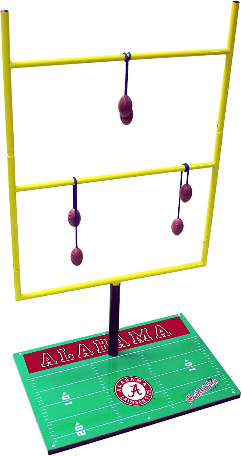 Wild Sports FBTCDALA NCAA Alabama Crimson Tide Goal Post Toss Game II