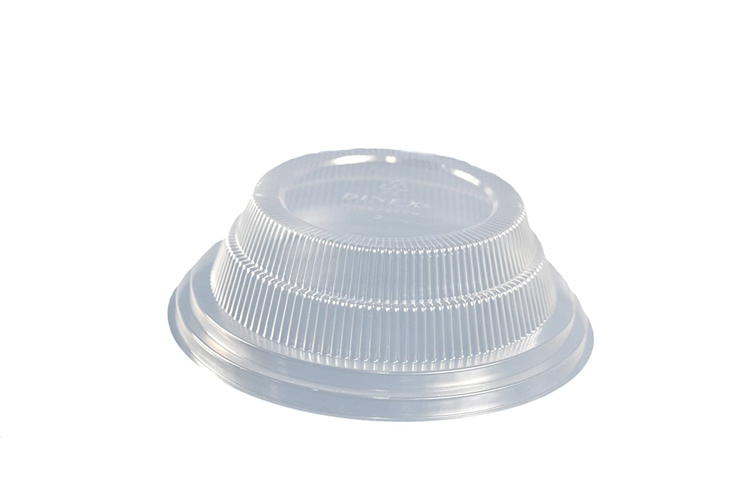 Dinex DX11880174 Classic Super Special SALE held Polystyrene Lid Dome Excellence Disposable Clear