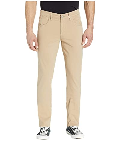 Hudson Jeans Blake Slim Straight Twill in Quicksand (Quicksand) Men