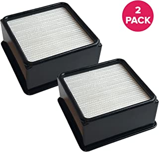 Crucial Vacuum Pre-Filter Replacement - Compatible with Dirt Devil Part # 304708001 and Dirt Devil F66 HEPA Style Filter & Foam Pre-Filter - Durable, Compact, Washable, Reusable Air Filters (2 Pack)