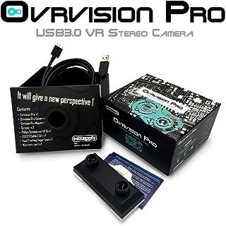 Ovrvision Pro v1.1: Stereo Camera for HTC Vive & Oculus Rift CV1