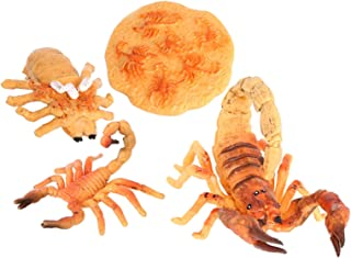 Generic Realistic Plastic Insect Toys Baby Scorpion Adulthood Scorpion