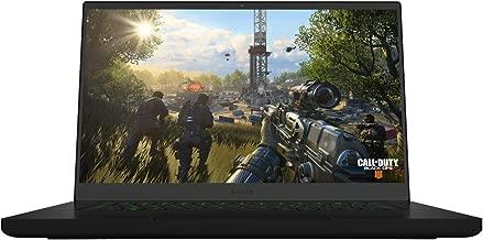Razer Blade 15: Worlds Smallest 15.6in Gaming Laptop - 60Hz FHD i7-8750H NVIDIA GeForce GTX 1060 Max-Q - 16GB RAM - 128GB SSD + 1TB HDD - Windows 10 (Renewed)