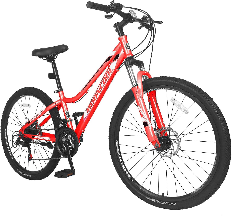 "ABORON Adult Mountain Limited time cheap sale Bike 7-21 Unisex trust Speeds MTB f 20""-27.5"""