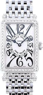 フランク・ミュラー FRANCK MULLER ロングアイランド 902QZ D 1R シルバー文字盤 腕時計 レディース (W165724) [並行輸入品]