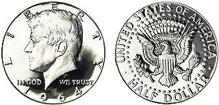 jfk half dollar value
