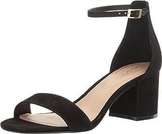 ALDO Women's Vilarrosa Block Heel Sandal Heeled