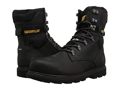 Caterpillar Indiana 2.0 Steel Toe (Black) Men