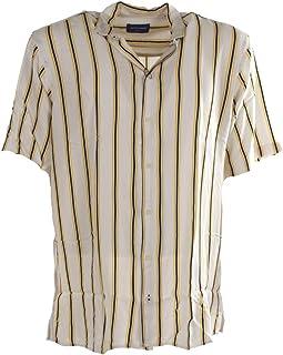 JACK/&JONES 12170469 Camicie Maniche Corte Uomo