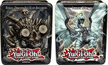 Yu-Gi-Oh! - Redox, Dragon Ruler of Boulders 2013 Wave 2 Collector Tin Set