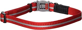 Rogz Alleycat Safeloc Cat Collar, Red Small