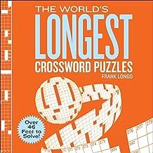 The World's Longest Crossword Puzzles