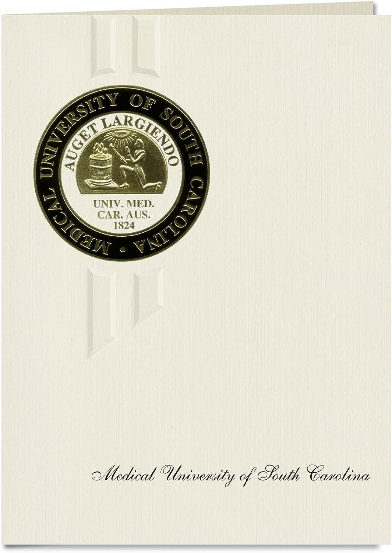 Signature Ankündigungen Medizinische Universität von South Carolina Abschluss Ankündigungen, eleganten eleganten eleganten Stil, Elite Pack 20 mit Medical u. von South Carolina Dichtung Folie B0793MH4FG    Preisreduktion  cfc371