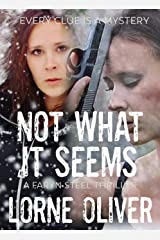 Not What it Seems (Faryn Steel Thriller Book 1) Kindle Edition