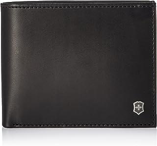 Victorinox 601996 Monedero Unisex, Negro, 9 cm