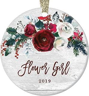Best flower girl ornament Reviews