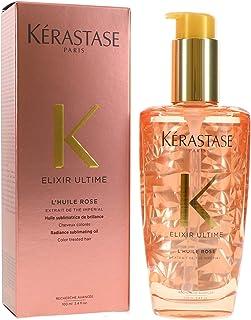 Kerastase Elixir Ultime L'huile Rose for Color Treated Hair, 3.4 Ounce