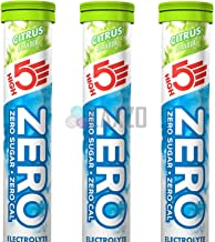 Laxzo High5 High 5 Five Zero Tablets Hydration Electrolyte 3 Tube X 60 Tablets Citrus Estimated Price : £ 21,28