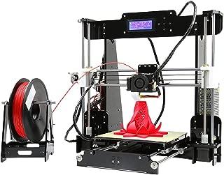 Anet A8 3D Printer Prusa I3 DIY Kit Aluminum Frame Large Print Size 220x220x300mm Self-Assemble impresora 3d Printer Kit+Gifts