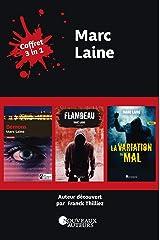 Coffret 3 titres - Marc Laine - Trilogie du mal absolu Format Kindle